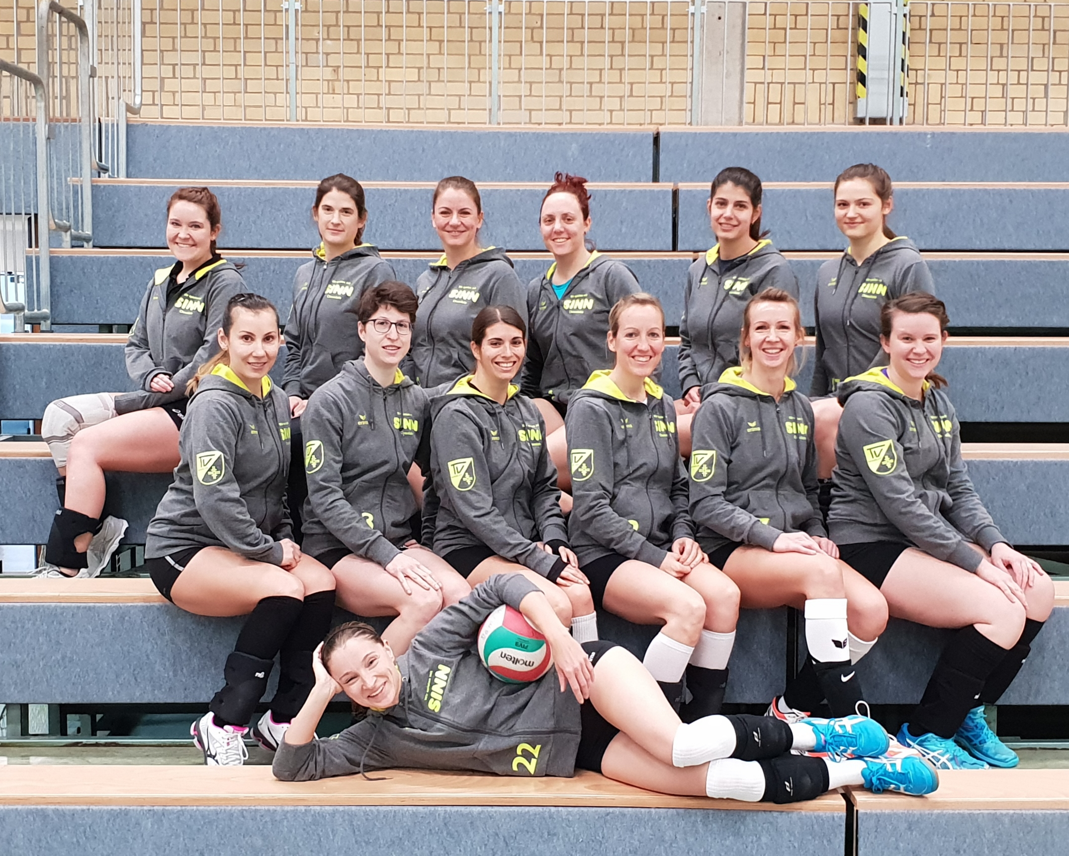 Volleyball Damen 2